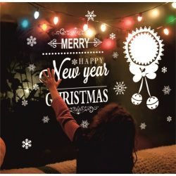 Marry Christmas & Happy New year ablakmatrica